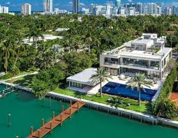100 Modern Miami Homes This Beach Mansion Is Movein Ready And Designed To