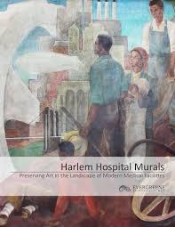 Harlem Hospital Mural Pavilion by Harlem Hospital Murals Preserving Art In The Landscape Of Modern