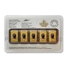 24k 9999 Gold Bar