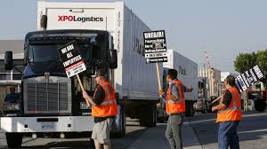 100 Trucking Strike Under A New Law Retailers Share Liability For Misclassified Truck