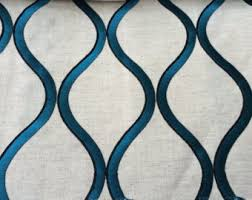 Fabric For Curtains South Africa by Curtain Fabric Etsy
