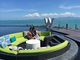 100 W Hotel Koh Samui Thailand Tropical