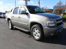 Chevrolet Avalanche Stout 9 Chevrolet Avalanche Used Cars in