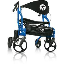 Transport Chair Or Wheelchair by Navigator By Hugo U2013 Combination Rolling Walker And Transport Chair