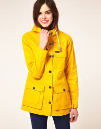 penfield parka brighten up a rainy day yellow pinterest