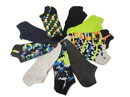 fred meyer fission men s no show liner socks 10 pairs at amazon