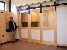 Interior Sliding Barn Door For Home With Glass Windows - Decofurnish Best 25 Sliding Barn Doors Ideas On Pinterest Barn Bathrooms Design Hard Wood Doors Bathroom Privacy Door For Closet Step By 50 Ways To Use Interior In Your Home For Homes 28 Images Decoration Hdware Inside Sliding Door Asusparapc 4 Ft Kits