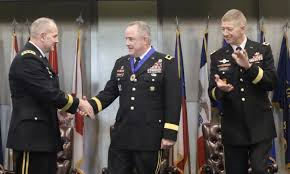 General officer celebrates nearly four decades of National Guard