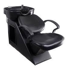 backwash barber shoo chair bowl sink salon beauty equipment