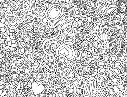 Complex Coloring Pages For Adults Printable Kids Colouring