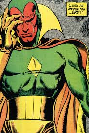 A Brief History Of Avengers Age Ultrons Secret Weapon The Vision
