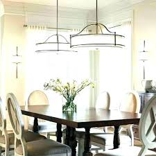 Kitchen Table Lighting Light Fixtures Above For Dining Room