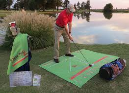 Amazon.com : Power Pro2Go Portable Golf Swing Trainer & Practice ... Vermont Custom Nets Golf Backyard Set Home Outdoor Decoration Tour Greens Putting Sklz Quickster Range Net And Glide Pad Igolfreviews What Dads Do To Satisfy Their Love Of Family For Upc Jef World Of Personal Practice Pictures With If You Are Looking Golf Practice Net Reviews Then Have Chipping Course Images On Amazing Mini Cages And Impact Panels Indoor Synlawn Itallations Pics Mesmerizing Green Neave Sports