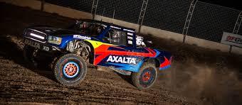 100 Trophy Truck Racing Axaltasponsored Takes On SCORE Baja 1000 Qualifying In