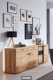sideboard mit echtholzfurnier venjakob esszimmer