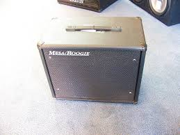 Mesa Boogie Cabinet Speakers by Mesa Boogie Cabinet With Mc 90 Black Shadow Speaker Reverb