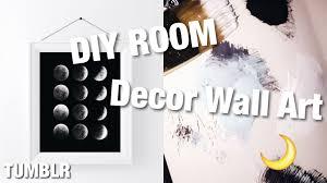 DIY Tumblr Wall Art 2016 FUN AND EASY