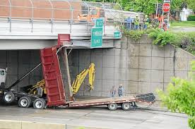 Dump Truck Hits I-696 Overpass In Warren | News | Macombdaily.com This Truck Just Smashed Into An Overpass At Full Speed Time Driver Killed In I26 Crash Identified Orangeburg County Overpass 3 Trucks Hit Linden In 1 Week Youtube Driver Hits Pennsylvania And Keeps Driving For Miles Oversize Load Collides With Highway Chilliwack Scanlon Pine Journal Tctortrailer Rail Newark Cops Toilet Paper Truck Northern State Parkway Newsday Semi I20 Slamming Is The Most Satisfying Thing I Carrying Crane I15 Utah Fox13nowcom What Tractor Trailer Hits On Belt The Brooklyn