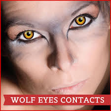 Blue Prescription Halloween Contacts by Halloween Contact Lenses Halloween Contacts