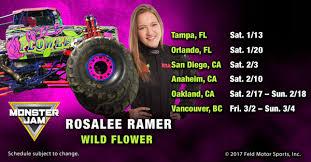 Rosalee Ramer Driver Bio