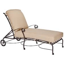 San Cristobal Chaise Lounges - O.W. Lee Fniture Incredible Wrought Iron Chaise Lounge With Simple The Herve Collection All Welded Cast Alinum Double Landgrave Classics Woodard Outdoor Patio Porch Settee Exterior Cozy Wooden And Metal Material For Lowes Provance Summer China Nassau 3pc Set With End Nice Home Briarwood 400070 Cevedra Sheldon Walnut Cane Rolling Chair C 1876