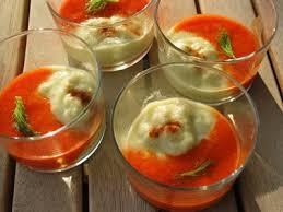 cuisiner les poivrons rouges recette verrines poivrons rouges fenouils 750g