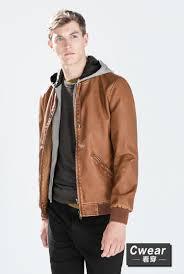 wholesale za 2014 fashion winter men new coats camel brown grey