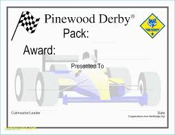 100 Pinewood Derby Truck Templates Race Spreadsheet And