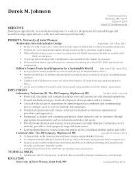 Laboratory Assistant Resume Sample For Medical Lab Technician