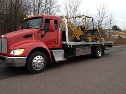 Equipment Hauling | Abel Brothers Towing