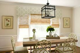 Cornice And Woven Blinds