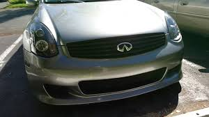 how to replace hid headlights infiniti g35 coupe sedan without