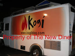 The New Diner: Kogi Korean BBQ Taco Truck Kogi Bbq Truck La Eat Here Pinterest Food Truck And Trucks A New Way Of Serving History Korean A Taco Brought To You By Twitter Miss Mochis Adventures Hapa Monster Munching Dos Chinos Orange County Never Underestimate The Influence Of Kogi Mar 12 2009 Santa Monica California Usa Interview Roy Choi Author Son Npr What The Eff Effin Man Usc American Language Institute