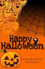 Free Halloween Flyer Templates by Free Orange Halos Background Texture Titanui Wedding Marriage