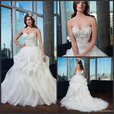 discount 2015 justin alexander wedding dresses 9750 ball gown