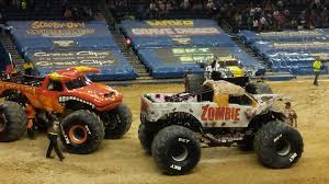 100 Monster Trucks Cleveland Jam Triple Threat Series Returned To Tampa Macaroni Kid