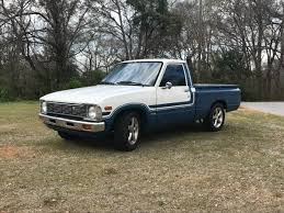 Tiny Trucks In The Dirty South — 1980 2wd Toyota Pickup. Truck Has A ...