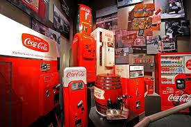 Vintage Vending Machines The Coca Cola Company