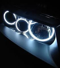 What are the differences between CCFL LED & Plasma Halo Headlights