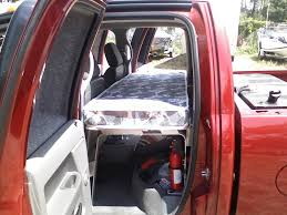 100 Pickup Truck Sleeper Cab Sleeping In Your Ltlhotshot