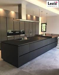 atemberaubende luxus schwarz küche design ideen luxus