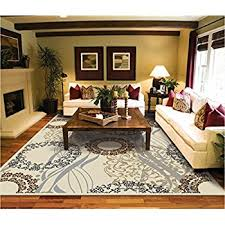 Dining Room Rugs In Amazon Com Large Area 8x11 For Hardwood Design 14