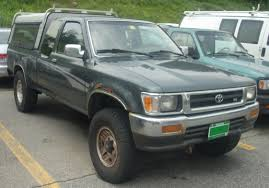 File:'93-'94 Toyota Pickup Extended Cab V6.JPG - Wikimedia Commons Used 1993 Toyota Truck 4x4 For Sale Northwest Motsport File93t100sideviewjpg Wikimedia Commons Car 22r Nicaragua Toyota 22r 1994 Pickup Building A Religion Custom Trucks T100 Wikipedia Information And Photos Zombiedrive Wikiwand Hilux 24d Single Cab Amazing Cdition One Owner From These Are The 15 Greatest Toyotas Ever Built