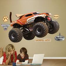Fathead Monster Jam 'Monster Mutt' Decals | Products | Pinterest ... Monster Truck Vinyl Wall Decal Car Son Room Decor Garage Art Grave Digger Fathead Jr Shop For Sticker Launch Os_mb592 Products Tagged Cstruction Decal Stephen Edward Graphics Blue Thunder Trucks And Decals Stickers Jam El Toro Giant Elegant Familytreeshistorycom Blaze The Machines Scene Setters Decorating Kit Decals Home Fniture Diy Mohawk Warrior Warrior Monster Trucks Jam Wall Stickers Transportation 15 Fire