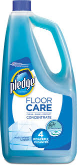 pledge floor care multi surface finish pledge