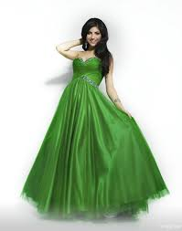 pretty green prom dresses prom dress style