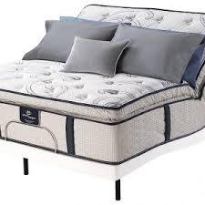 Serta Air Mattress With Headboard by Bedroom Comfortable Serta Queen Mattress For Your Bedroom Design