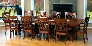 Large Dining Table Sets Fancy Room Extra Round