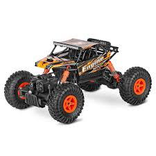 100 Rc Monster Truck For Sale Wltoys 18428b 118 24g 4wd Brushed Racing Rc Car Rock Climbing
