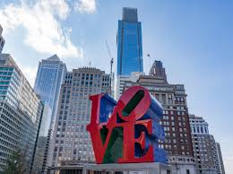 Official Reopening Of LOVE Park